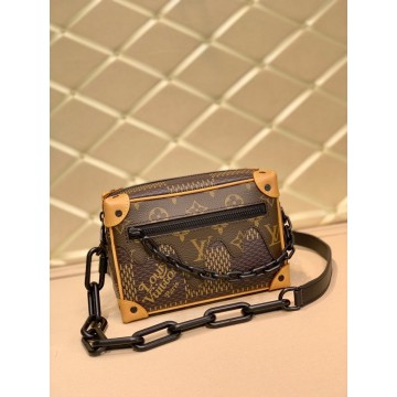 Louis Vuitton(ルイヴィトン) M40388 MINI SOFT TRUNK 小さなバッグ LV04010020 Updated in 2020.08.27