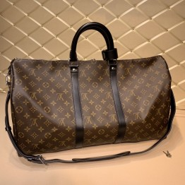 Louis Vuitton(ルイヴィトン) KEEPALL 50 M56713 ダッフルバッグ LV04010050 Updated in 2020.08.27
