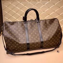 Louis Vuitton(ルイヴィトン) KEEPALL 55 ダッフルバッグ LV04010051 Updated in 2020.08.27