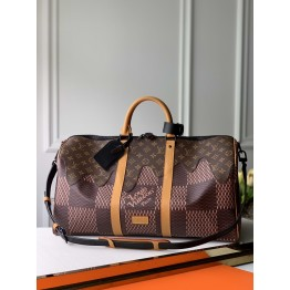 Louis Vuitton(ルイヴィトン) KEEPALL 50 M49982 ダッフルバッグ LV04010053 Updated in 2020.08.27