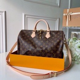 Louis Vuitton(ルイヴィトン) M41111 Speedy 35 ダッフルバッグ LV04010056 Updated in 2020.08.27