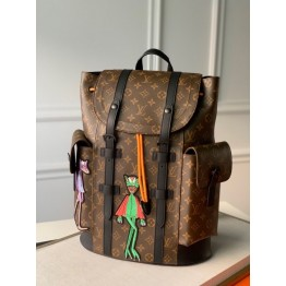 Louis Vuitton(ルイヴィトン) M43735 Christopher バックパック LV04010100 Upadated in 2020.12.02