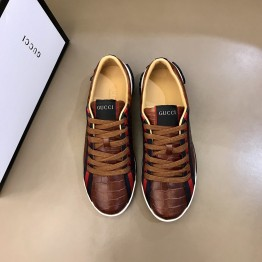 Gucci(グッチ) スニーカー MS120115 Updated in 2020.09.09