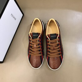 Gucci(グッチ) スニーカー MS120119 Updated in 2020.09.09