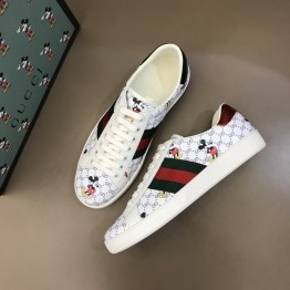 Gucci(グッチ) Disney Ace 2020 スニーカー MS120131 Updated in 2020.09.09