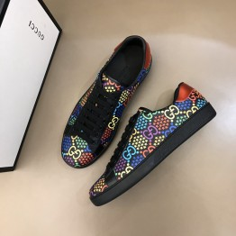 Gucci(グッチ) Ace 2020 スニーカー MS120134 Updated in 2020.09.09