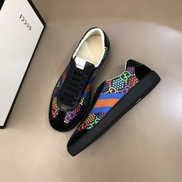 Gucci(グッチ) Ace 2020 スニーカー MS120135 Updated in 2020.09.09